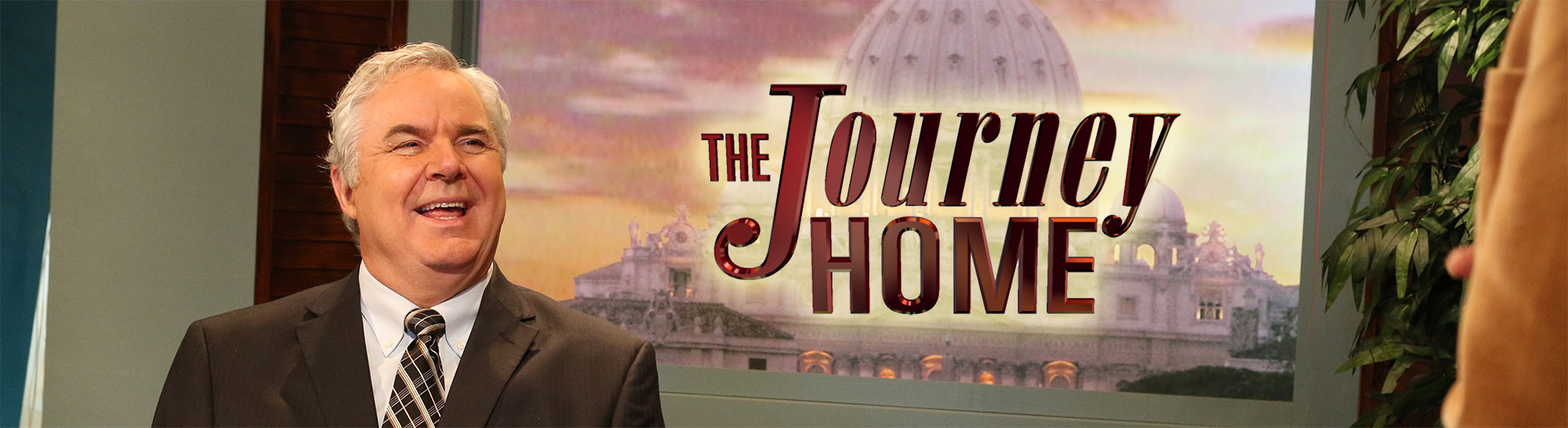 The Journey Home, with Marcus Grodi - The Coming Home Network