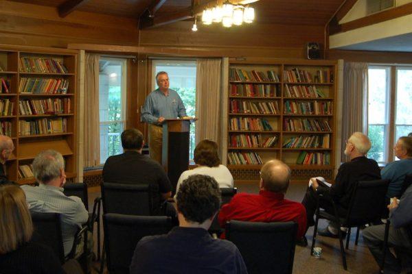 Marcus Grodi speaking retreat