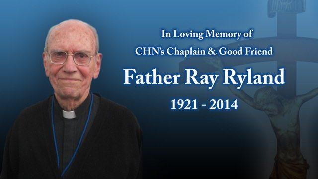 Fr Ray Ryland Memorial