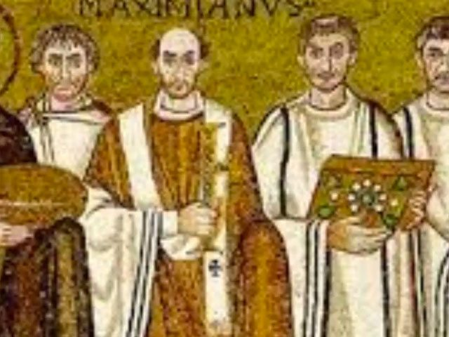 The Development of the Papacy