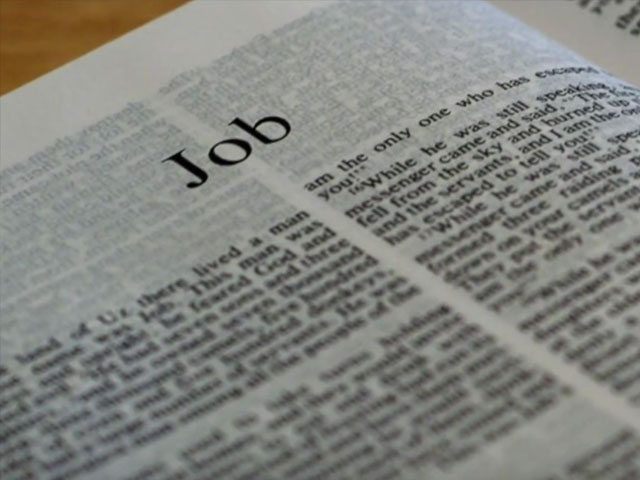 Stephen Fry, Job, and Suffering