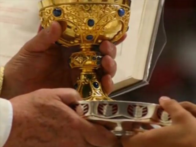 The Sacrament of Holy Orders (1:16)