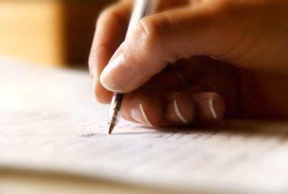 I wanted to write