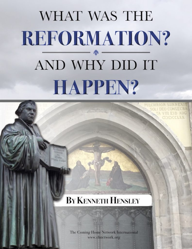 What Was the Protestant Reformation & Why Did it Happen?