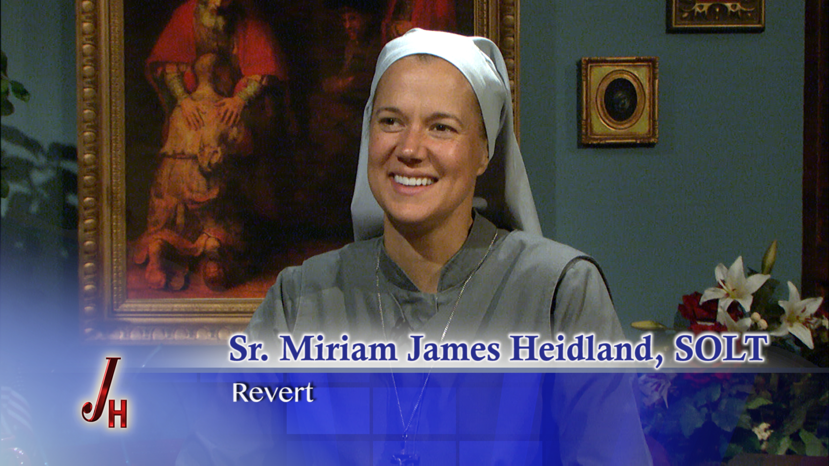 Sr miriam james