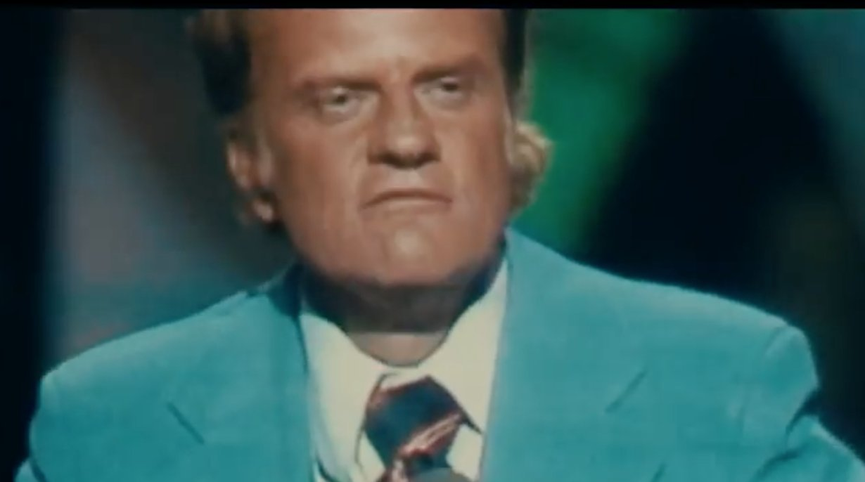 Billy Graham and the Catholic Church - The Coming Home Network