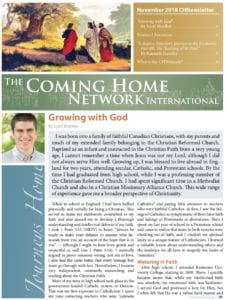 From Forgotten Son to Child of God - The Coming Home Network