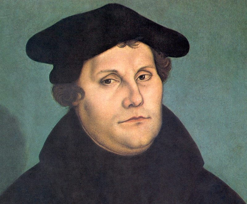 Martin Luther's Devotion to Mary